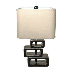 Exotic Retreat Table Lamp Espresso Table Lamps