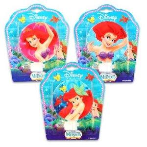Disney Princess Ariel Night Light Night Lights